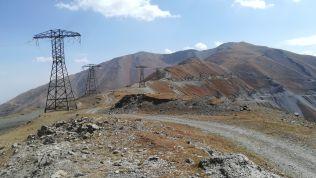 A hágó 3 ezer méteren található