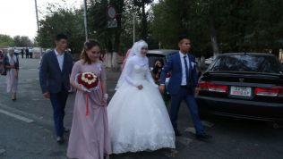 Muszlim esküvő