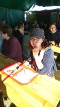 A japán vendég és a miccs