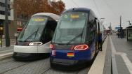 Francia-német barátság villamosjárat által