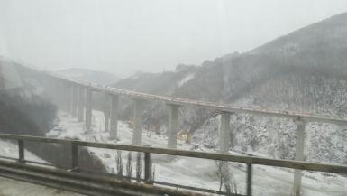 Hihetetlen méretű infrastrukturális beruházás Koszovóban, közel a macedón határhoz: készül a Pristina-Szkopje autópálya