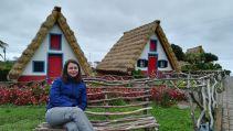 Hagyományos madeirai házak