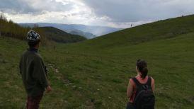 A pásztor is csodálkozott, hogy körülbelül 20 kilométert tettünk meg