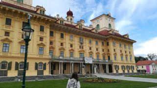A kismartoni (Eisenstadt, Ausztria) Esterházy-kastély