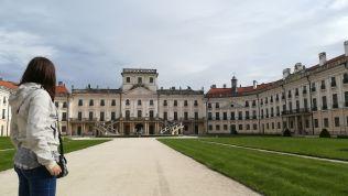 A fertődi (Magyarország) Esterházy-kastély