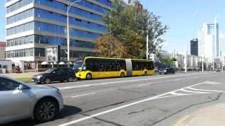 Nem csak nálunk vannak elektromos autóbuszok