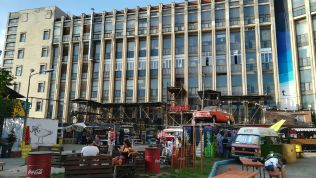 Csodát műveltek az ipari negyed rekonverziójával Minszkben: rendkívül hangulatos és ízléses bárokat, lokálokat, szórakozóhelyeket alakítottak ki