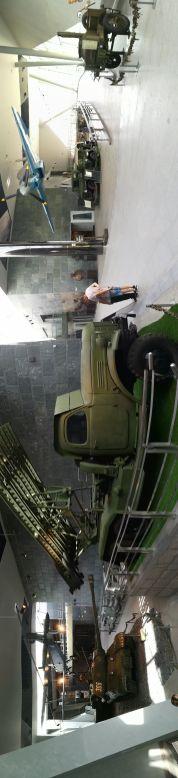 Rendkívül élethű a Nagy Hazafias Háború Múzeuma