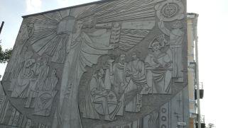 Szovjet street art