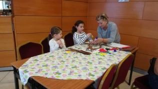 Kreatív műhely gyermekek számára