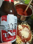 Megittuk a Bibi által vásárolt TNR sört, jöjjön, aminek jönnie kell! :)