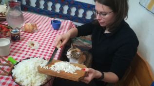 Cili mama hagymát is eszik?