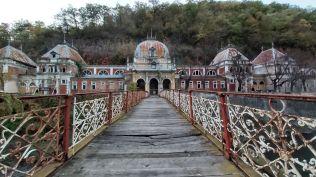 Az Osztrák-Magyar Monarchia egyik gyöngyszeme Herkulesfürdőn: a Szapáry-fürdő