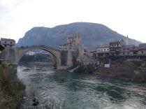 Távolból Mostar csodája
