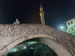 A parányi Öreg Híd
