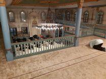 Ima a Travnic városában található egyik mecsetben (Bibi csodás felvétele)
