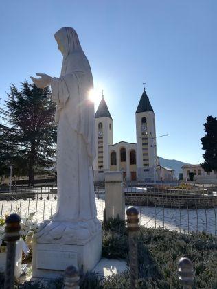 A Szent Jakab-templom Međugorjéban